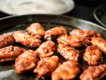 Balsamic Chicken Wings