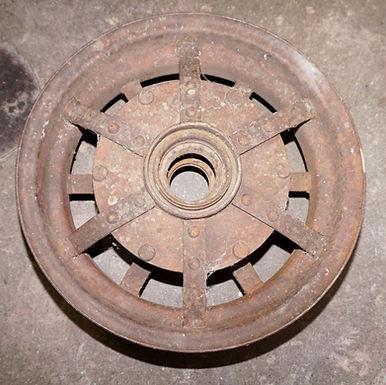 Automobile Iron Wheel