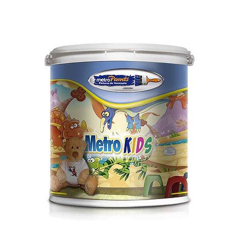 Pintura Metrokids Metropaint mate