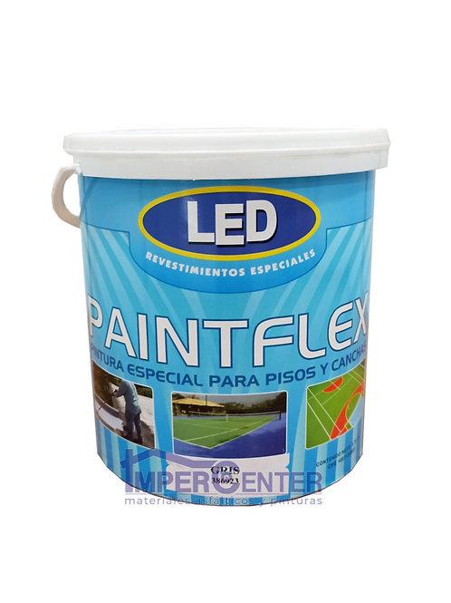 Pintura para canchas Paintflex Led