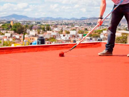 Pinturas para techos: qué son y cómo elegir la mejor opción