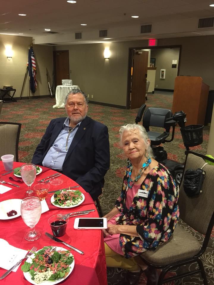 Doug Duff and Barbara Childs Reunion 201
