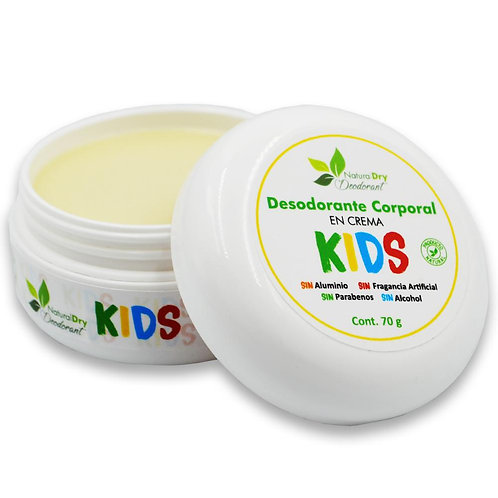 Desodorante Corporal Kids