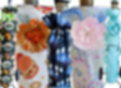 5 Oxygen Tanks in covers.  The covers have different patterns- cartoons, autumn flowers, Tardise, Pink florals and Teal with a folded fabric flower