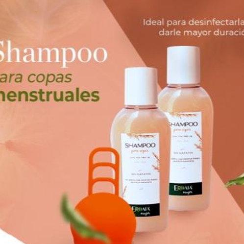 Shampoo para copas