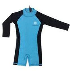 Jumpsuit Negro/Azul