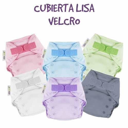 Cubierta Lisa Velcro