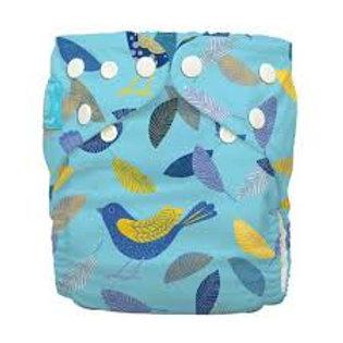 Pañal Estampado Twitter Birds