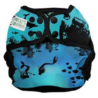 Underwater Broches Recién Nacido