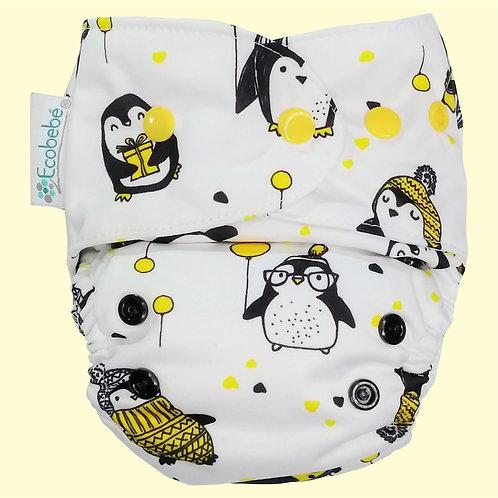 Pingüinos Todo en Dos