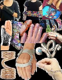 Various splint, Braces and Slings