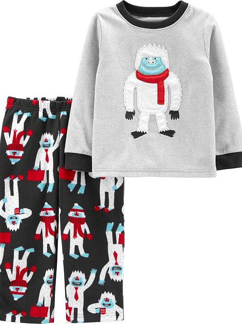 Pijama 2 pzas. Carter's