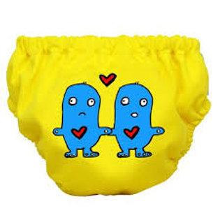 Love & Dovey on Yellow