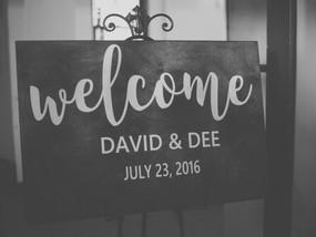 David + Dee