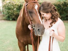 Kenzie Bridal Portraits