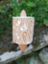 OYA, poterie d'irrigation.  - OYA de Maison - Design by l'Atelier d'Escampette