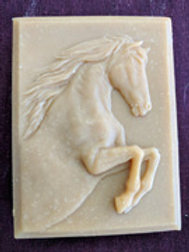 Rearing Horse Soap