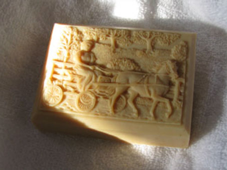 Driving Pony Soap
