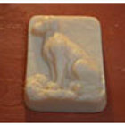 Sitting Dog Soap