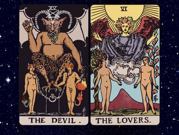 Head Vs Heart - The Devil + The Lovers