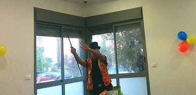 חן הקוסם הינו קוסם ישראלי