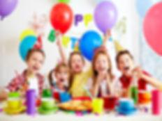 רעיונות ליום הולדת לילדים