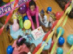 פעילויות ליום הולדת