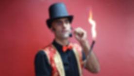מופע הקסמים לילדים של חן הקוסם