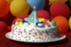 הפעלות ליום הולדת 4