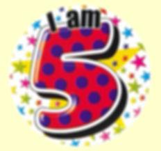 הפעלה ליום הולדת 5