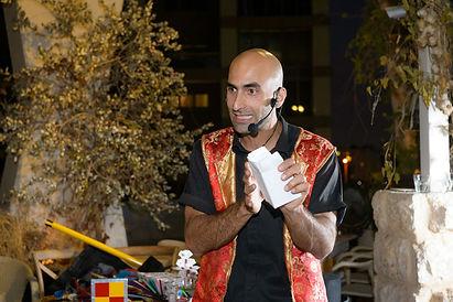 מיהו קוסם ישראלי