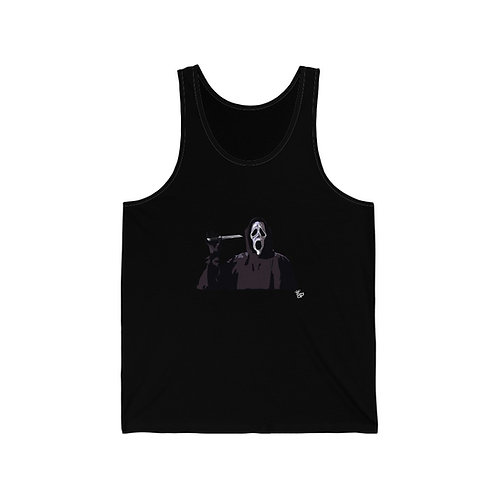 Hi There - Unisex Jersey Tank