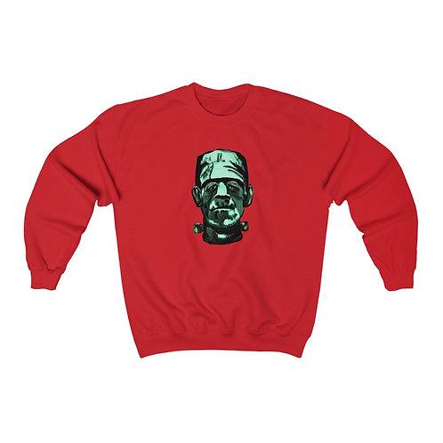 Frankie - Unisex Heavy Blend™ Crewneck Sweatshirt