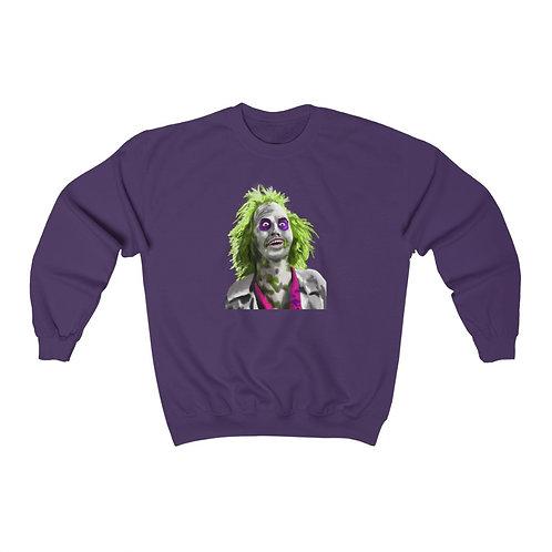 The B Word - Unisex Heavy Blend™ Crewneck Sweatshirt