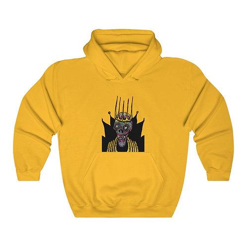 King Crust - Unisex Heavy Blend™ Hooded Sweatshirt