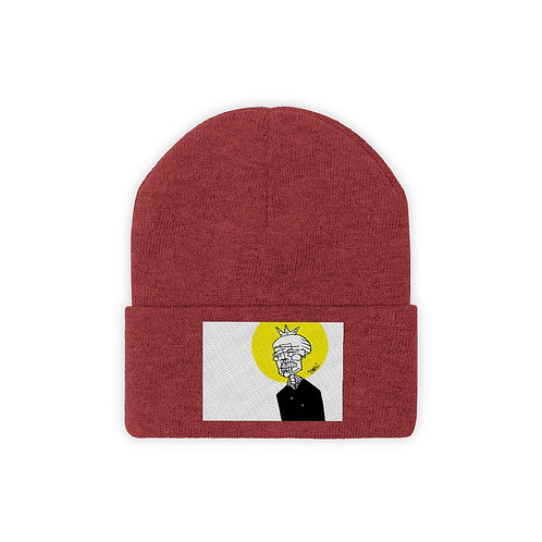The Crowned - Knit Beanie