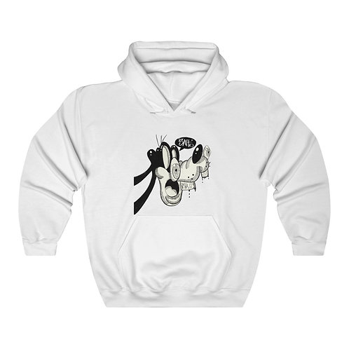 G Man - Unisex Heavy Blend™ Hooded Sweatshirt