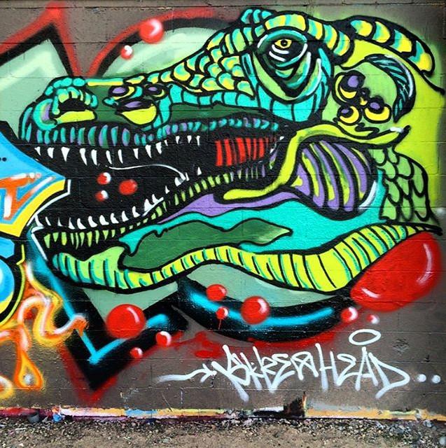 #graffiti #graffitiart #coloradoart #den