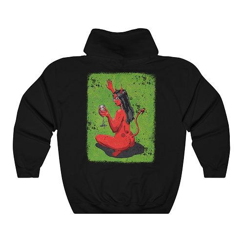 CHEERS - Unisex Heavy Blend™ Hooded Sweatshirt