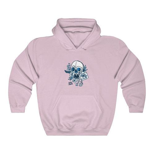 Inked  White - Unisex Heavy Blend™ Hooded Sweatshirt