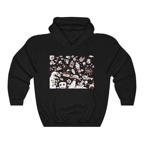 Saturday Morning - Unisex Heavy Blend™ Hooded Sweatshirt