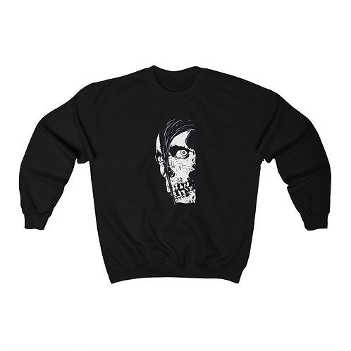 Evil Deadlock - Unisex Heavy Blend™ Crewneck Sweatshirt