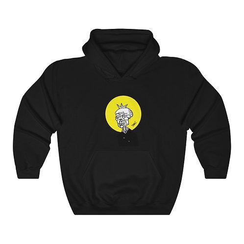 The Crowned Trimmed - Unisex Heavy Blend™ Hooded Sweatshirt