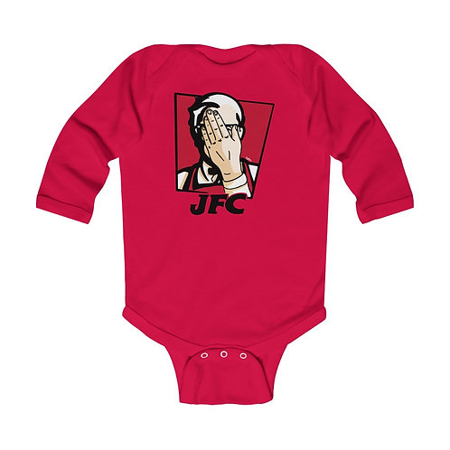 JFC - Infant Long Sleeve Bodysuit