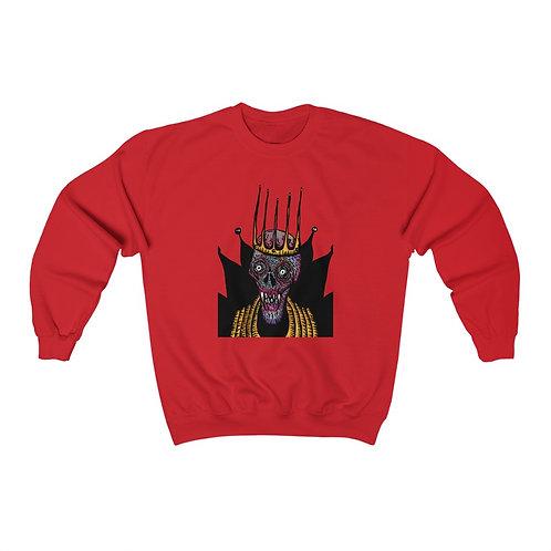 King Crust - Unisex Heavy Blend™ Crewneck Sweatshirt