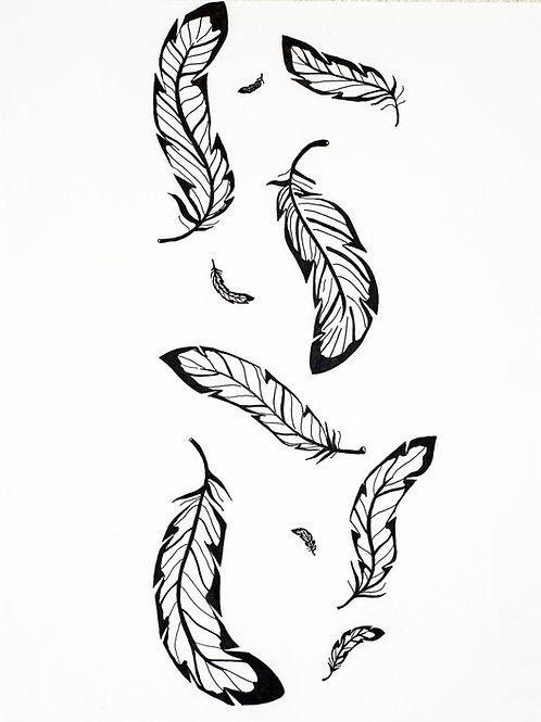 Falling Print