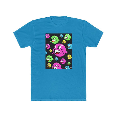 Boo - Men's Cotton Crew Tee