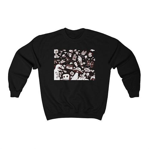 Saturday Morning - Unisex Heavy Blend™ Crewneck Sweatshirt