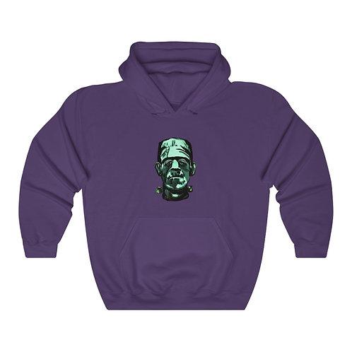 Frankie Trimmed - Unisex Heavy Blend™ Hooded Sweatshirt