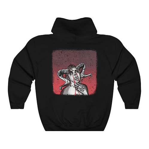 BLKMGK - Unisex Heavy Blend™ Hooded Sweatshirt